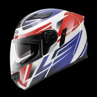 Helm Zeus ZS813 / Z813 Blue Silver