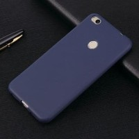 Soft Case Premium Violet Original plus Retail Packing Xiaomi Redmi 4x