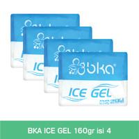 *HEMAT* BKA Ice Gel 160gr isi 4