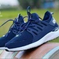 Sepatu Adidas Alphabounce Lokal Navy