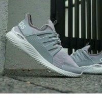 Sepatu Adidas Alphabounce Lokal Grey