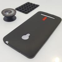 Case Asus Zenfone 5 A500CG Black Matte Cover Silikon Hitam