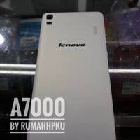 Back casing cover belakang Lenovo A7000