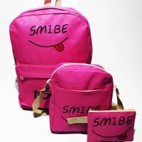 Big Sale Tas Ransel Anak Smibe 3 in 1/Backpack Smibe/Kids Backpack