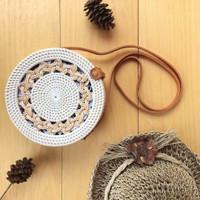 Tas ketak dan rotan handmade khas lombok