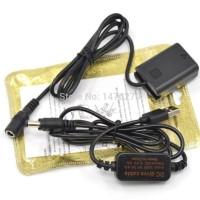 AC-PW20 USB cable NP-FW50 dummy battery Sony Alpha Nex A6500 A7SII DLL