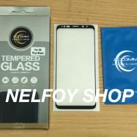 Tempered Glass Samsung S9 Plus Kaca Edge S7 Anti Gores Mika Glare Note