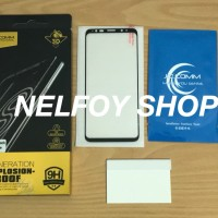 S9 Tempered Full Glue Glass Kaca Edge S7 Anti 8 Gores Mika Glare Note