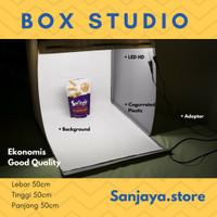 Sanjaya Box Studio Foto Uk. Profesional 50 x 50 - Good Quality