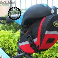 Tas Sadel Water Proof  (Anti Air) B -Soul