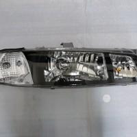 Part Mobil. KIA TIMOR KRISTAL BLACK HEADLAMP LAMPU BESAR