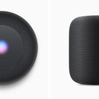 Homepod Smart Speaker Space Grey Apple Original Product 1 Th Warranty - Hitam