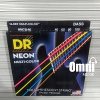 Senar Bass DR String Neon Multi Color NMCB40 40-100
