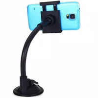 Lazy Tripod Car Mount Holder Smartphone Stand Dock Dudukan HP Mobil