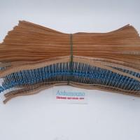 Resistor 10K 10 Kilo K Ohm 1/4 watt 0.25 metal film Tolerance 1% 0.25W