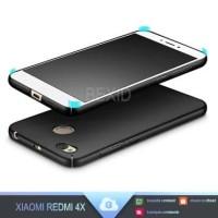 Xiaomi Redmi 4X Baby Skin Ultra Thin Hard Case Ultra Slim Cover - Merah