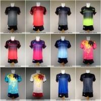 Baju Kaos Olahraga Jersey Bola  Adidas Nike Puma Murah / untuk futsal