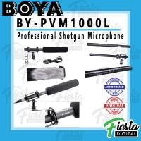 Microphone BOYA BY-PVM1000L Professional Shotgun Microphone