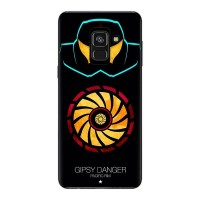 Case Samsung Galaxy A6 Plus / A6+ - Motif Softcase