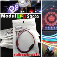 Lampu Led Motor Modul Strobo Led Rem Nmax