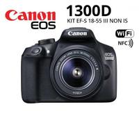camera canon eos 1300d 18-55mm III