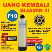 Jual Filter Air Sumur Bor - Saringan Air Rumah Tangga - Penjernih Air