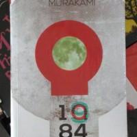 BUKU 1Q84 JILID 1 - Haruki Murakami - KPG