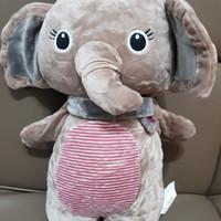 SOFT IMPORT DOLL PIG KOALA BUNNY ELEPHANT BONEKA AYAM BABI KELINCI