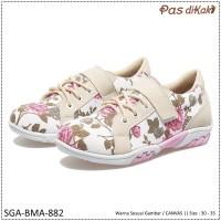 Sepatu Anak Perempuan Casual Sneakers Kets Low Top | SGA-BMA-882