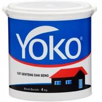 Cat Genteng Avian YOKO 4kg ( Gojek dan Grab Only)