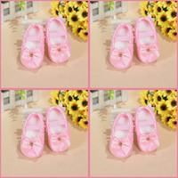 Pink Rose pita prewalker shoes-baby anak cewek,perempuan - 0-3 Bulan