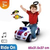 Ride On Mobil Polisi Mainan Anak Ocean Toy