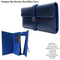 dompet wanita hpo kulit hermes roof 1hp max 5,8inc