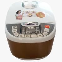Mito Rice Cooker Digital Dengan 8 Menu Pilihan Masak R5+