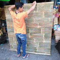 Kirai bambu 1.5x2 m/tirai bambu 1.5x2 m