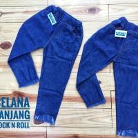 CUCI GUDANG Celana Jeans Anak Rock And Roll PALING LARIS - 2-3 tahun