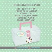 Box Marco 4130 (Tanpa Sticker)