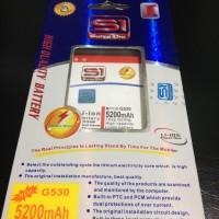 Baterai Samsung Galaxy A2 Core A260G 5200Mah Double Power Super One
