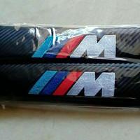 Seatbelt Cover BMW Lambang M Power