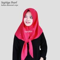 Hijab Instan Segitiga Pearl