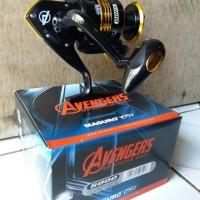 REEL MAGURO Avengers 5000 Ultra SMOOTH (5BB) Khusus MANCING Di LAUT