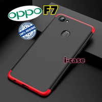 Oppo F7 case 360 - cover oppo f7 jamin original GKK