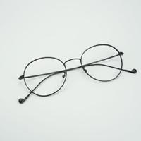 Kacamata Bulat Vintage minus normal plus silinder Anti Radiasi