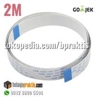 Raspberry Pi Camera Ribbon - Pi Cam Cable 200cm 2M Flexible Wire 15Pin