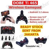 Gamepad Stik Stick Android Dobe Ti 465 Bluetooth
