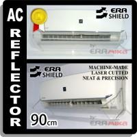 AC reflector / talang / acrylic / penahan hembusan angin ac - 90 cm
