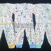 Baju setelan panjang bayi baru lahir ABIY BABY berkualitas