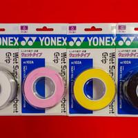 Overgrip Yonex AC102A - JP market - Wet Super Absorbent (3 in 1)