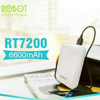 Power Bank Robot RT7200