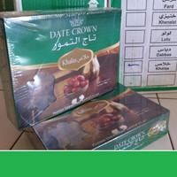 Kurma Date Crown Khalas Kemasan 1 kg